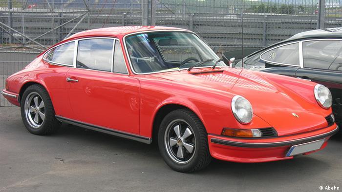 Porsche 911 S iz 1963.