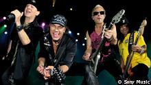 13.06.2013 DW popXport Scorpions
