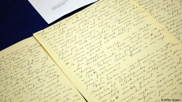 Дневники Розенберга
