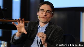 Former Hillary Clinton adviser Ben Scott Photo: Horst Galuschka/dpa