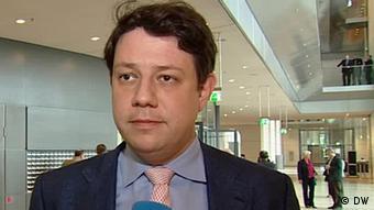 Ο Φίλιπ Μισφέλντερ από το Χριστιανοδημοκρατικό Κόμμα
