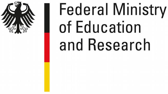 GMF13- Partnerlogo BUND Titel: GMF Partnerlogo BMBF Schlagworte: Logo Ferderal Ministry for Education and Research Beschreibung: Logo Ferderal Ministry for Education and Research Format: Artikelbild Bildrechte: Bundesministerium für Bildung und Forschung, Verwertungsrechte im Kontext des Global Media Forums 2013 eingeräumt.