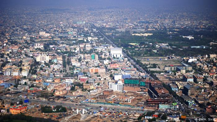 Kabul Stadt Afghanistan
