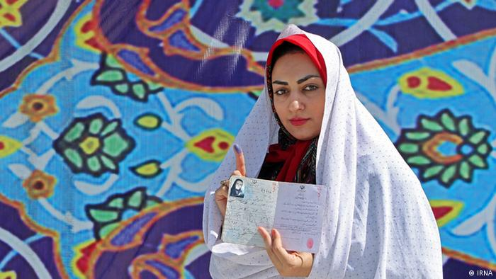 Iran Präsidentschaftswahlen 2013 (IRNA)