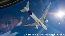 Airbus A 350 (Airbus S.A.S./e*m company/P. Masclet)