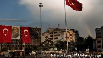Istanbul Proteste Taksim Platz 14.06.2013