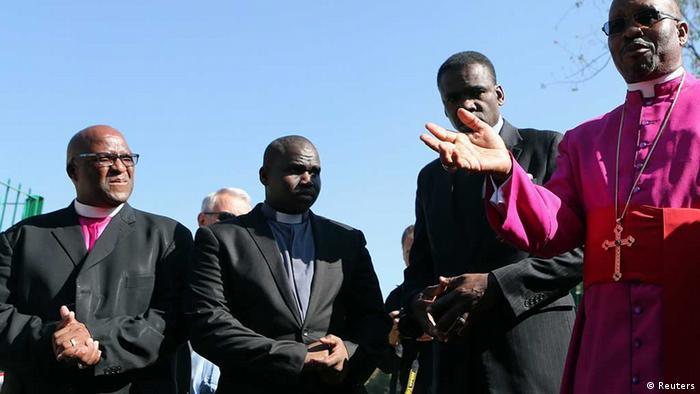 Gebet für Mandela