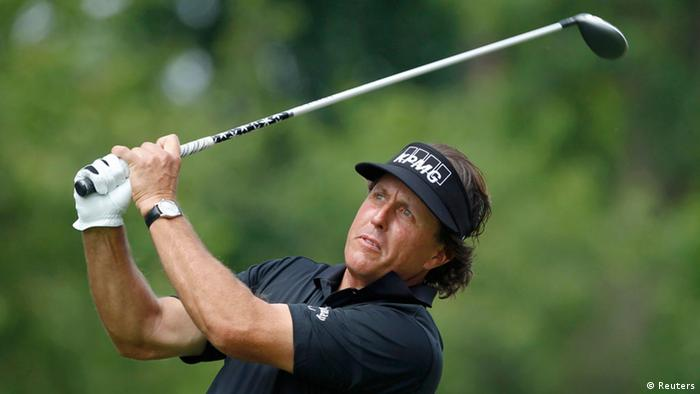 Golf US. Open Sieger Phil Mickelson USA (Reuters)