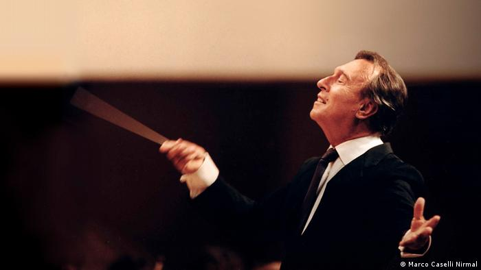 Claudio Abbado, Photo: Marco Caselli Nirmal