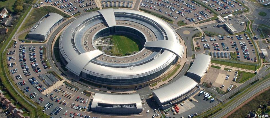 Sede da agência de inteligência britânica GCHQ