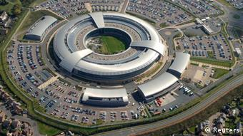 GCHQ from the air Reuters/Handout