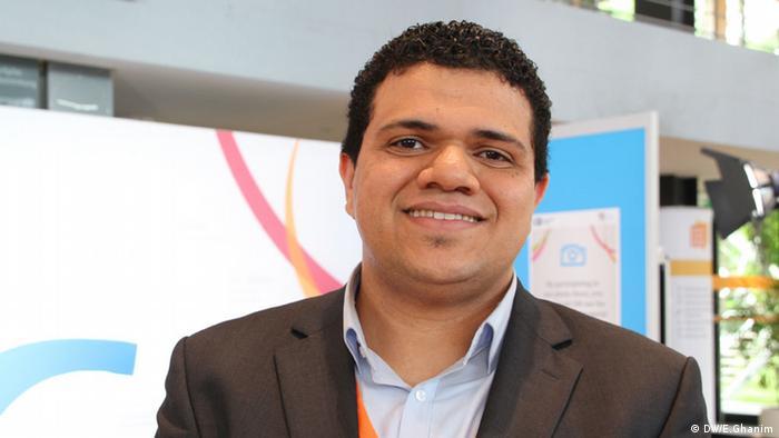 Der tunesische Blogger Suhail Zammel