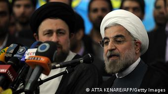 Presidenti i ri iranian, Hassan Rohani