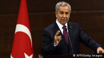 بولنت آرینچ، معاون نخستوزیر ترکیه