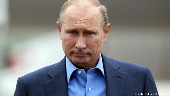 Wladimir Putin (Foto: picture alliance/Photoshot)