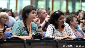Aπό το Global Media Forum της DW στη Βόννη, 17-19 Iουνίου