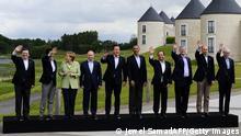 G8 Gipfel in Nordirland 18.06.2013 Gruppenfoto