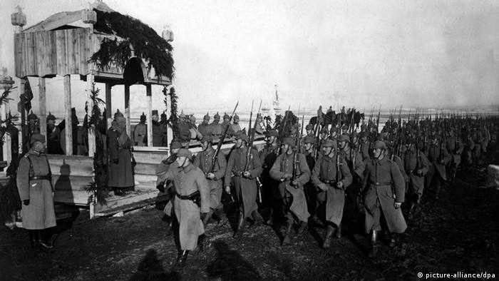 Lufta e Parë Botërore në media