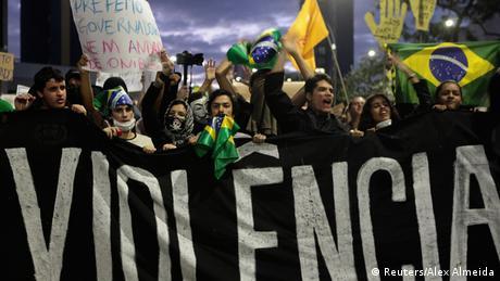 Protestar no Brasil se tornou a ferramenta por melhorias sociais no país