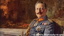 Kaiser Wilhelm II (1859-1941). Portrait 1911. Date: 1911 (Mary Evans Picture Library)