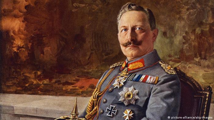 Bildergalerie Kaiser Wilhelm II. (picture-alliance/akg-images)