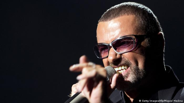 Bildergalerie George Michael (Getty Images/Afp/Miguel Medina)
