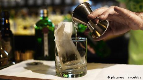 Berlin - Deutschlands erste Gin und Tonic Bar