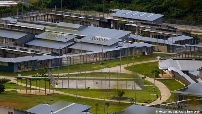 Internierungslager in Australien