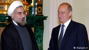ملاقات پوتین و روحانی بر سر موضوع هستهای ایران