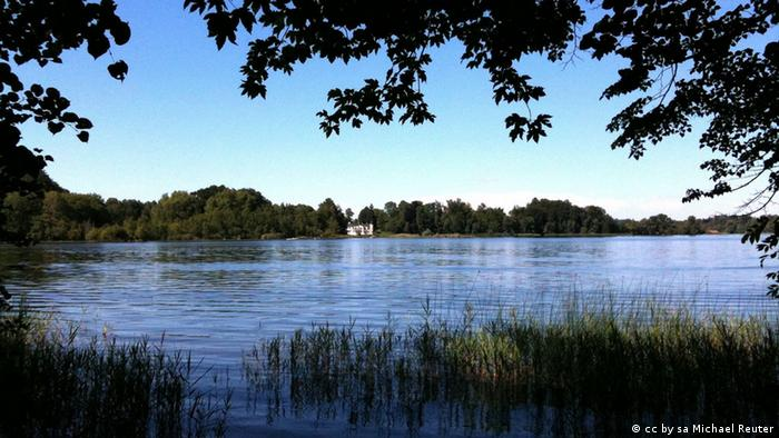 Мурнау-ам-Штаффельзее, озеро