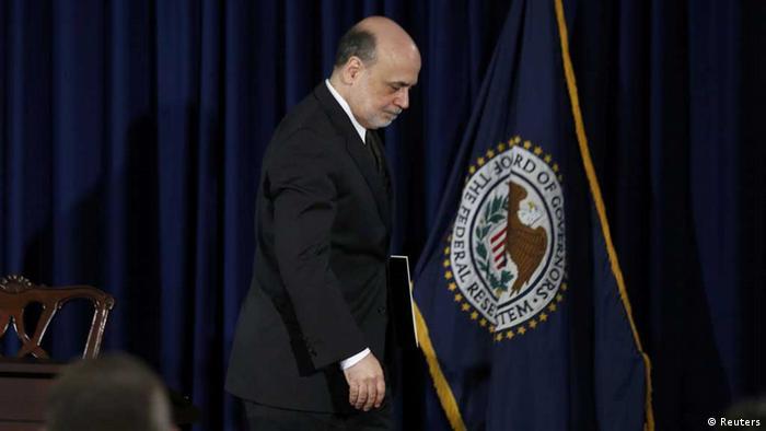 Ben Bernanke / Fed
