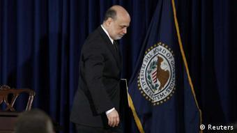 Ben Bernanke, actualul șef al Federal Reserve, pe picior de plecare