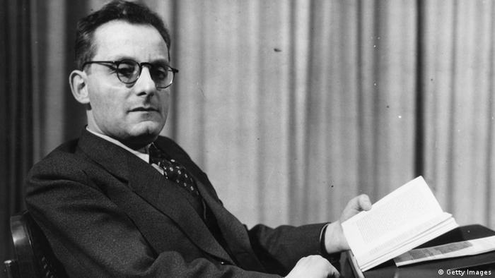 Max Brod um 1937 (Foto: Getty Images)
