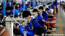 Symbolbild - moderne Arbeitssklaven