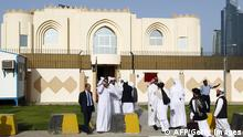Katar Büro der Taliban in Doha (AFP/Getty Images)