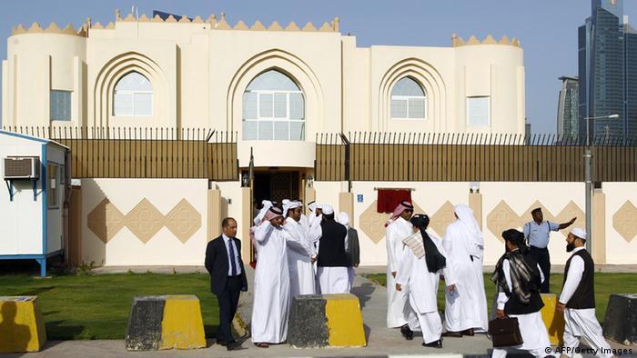 Katar Büro der Taliban in Doha