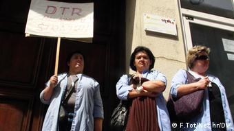 Štrajk kao posljednje sredstvo borbe za zasluženu plaću