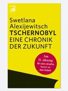 Η γερμανική έκδοση του βιβλίου της Αλεξίεβιτς για το Τσερνομπίλ