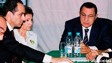 Ägypten Mubarak Familie