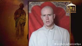 Bergdahl u jednom od propagandnih filmova talibana iz 2009.