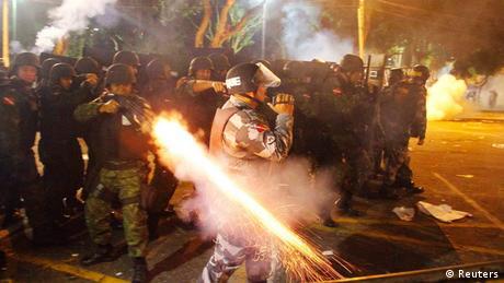 Brasilien Proteste 20.06.2013
