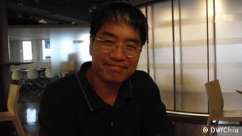 I-Chung Lai (Photo DW/Chiu)