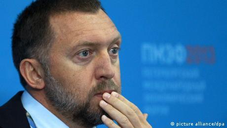 NYT: США намагалися завербувати російського олігарха Дерипаску