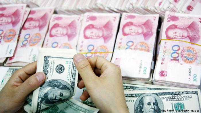 China Finanzmarkt Juni 2013 (ChinaFotoPress/Getty Images)
