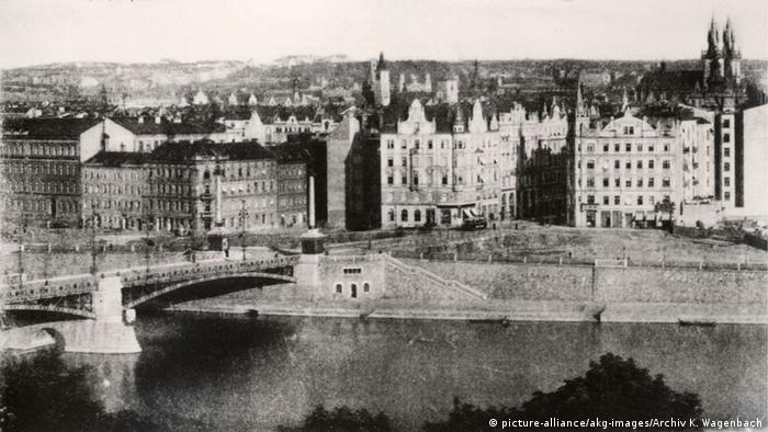 Prague in the early 20th century