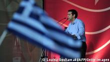 Griechenland Linke Alexis Tsipras