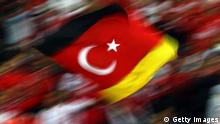 German Turkish flag (Getty Images)