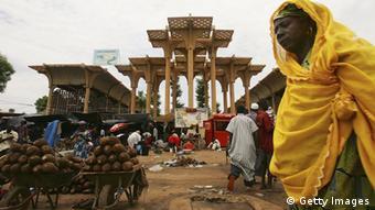 Niamey Niger Alltagsleben