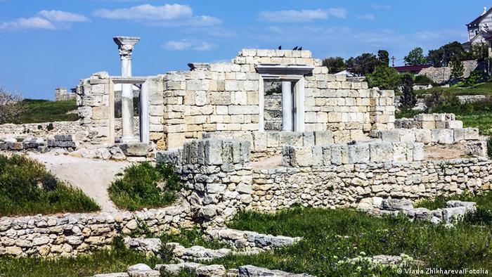 Історико-археологічний музей-заповідник Херсонес Таврійський у Севастополі