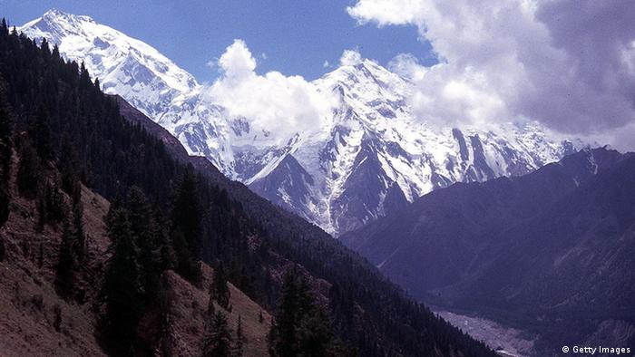 Nanga Parbat Berg Pakistan (Getty Images)